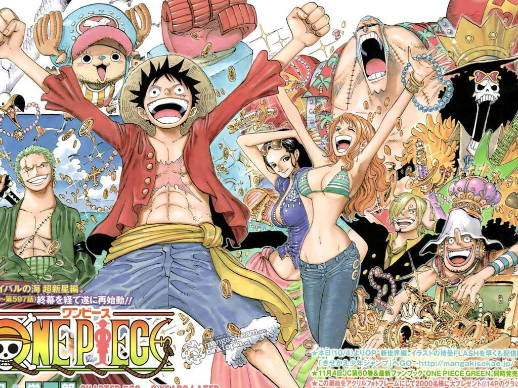 One Piece News