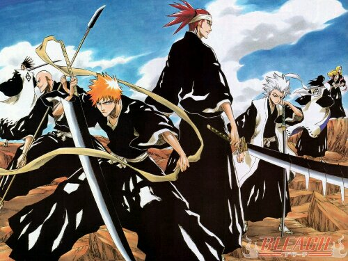 According To Official Website Anime Cable Channel ANIMAX Is Set Premiere 3rd Season Of Action Fantasy Series Bleach This August