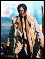 Yusuke Iseya as Aoshi Shinomori