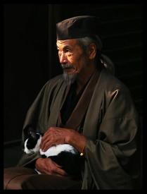 min Tanaka as Nenji Kashiwazaki/Okina