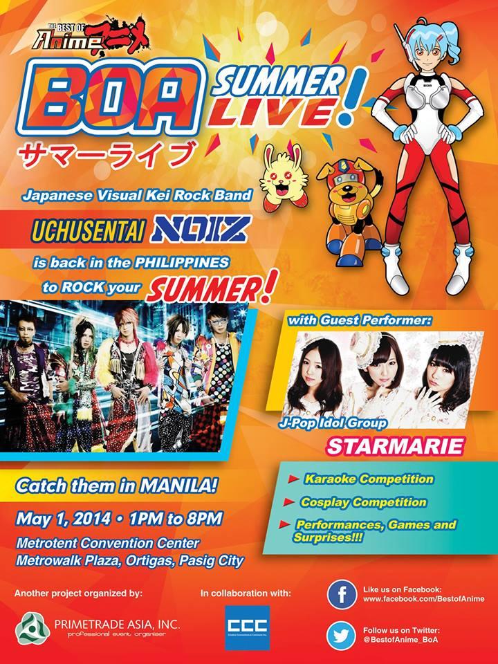 boa_summer_live_poster