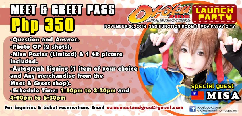 otakuzine_launch_party_misa_meet_and_greet