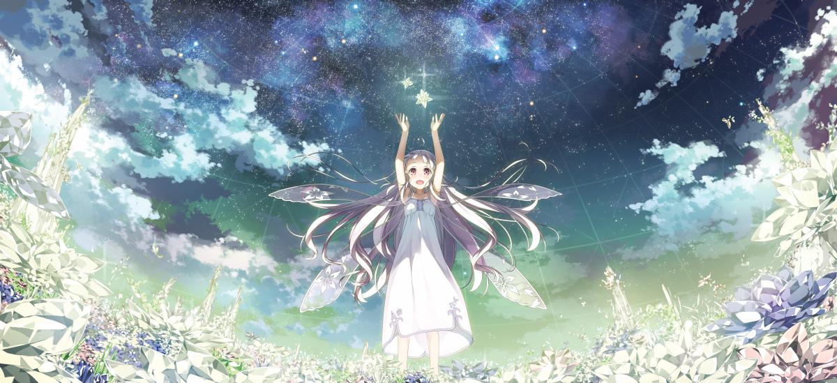 Review Garasu No Hana To Kowasu Sekai Garakowa Restore The World Moonlight Knight
