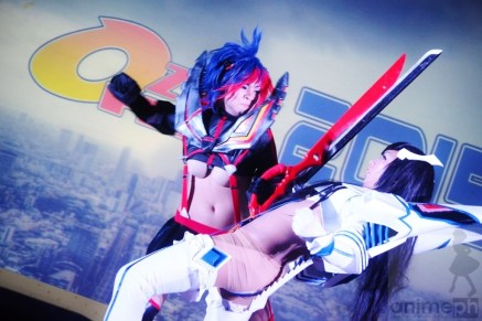 RYUKO vs Satsuki: Perfect execution of the battle between the sisters.