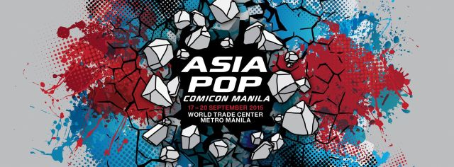 asia pop comicon banner