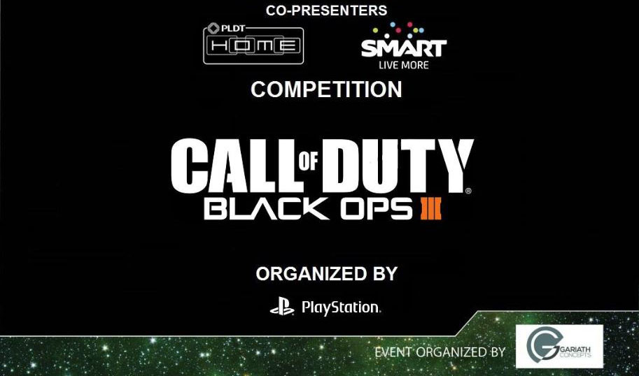 ESGS 2015 Call of Duty