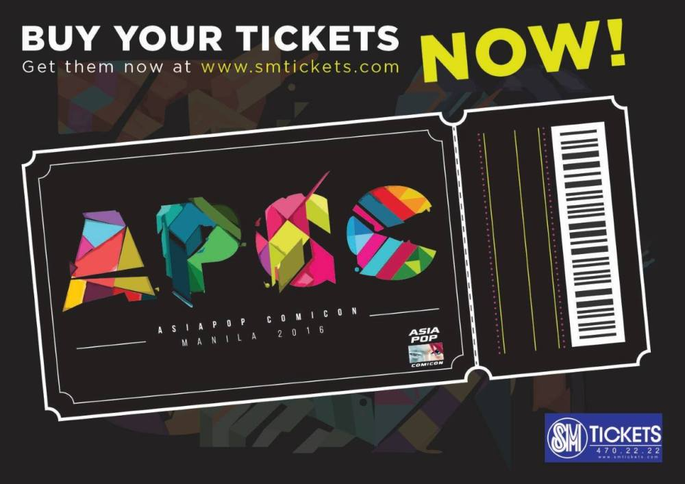 APCC Tickets